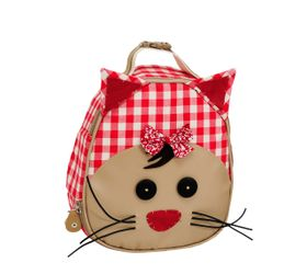 mochila-lanchinho-termica-gato-vermelho