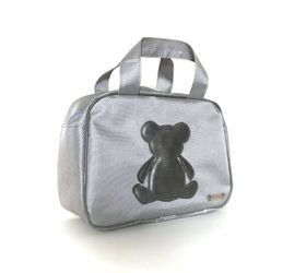 Bolsa-Mini-Nylon-Prata-Original